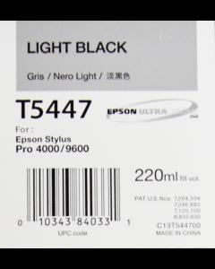 EPSON T5447 (C13T544700) : gris, 220ml