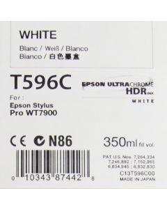 Epson Stylus Pro WT 7900 : Cartouche Blanc couvrant - 350ml