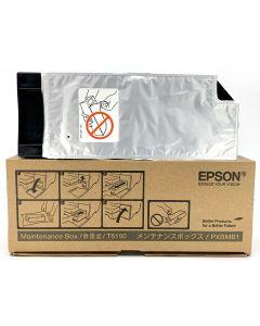 EPSON T6190 (C13T619000) - Bloc récupérateur d'encre pour Epson 17