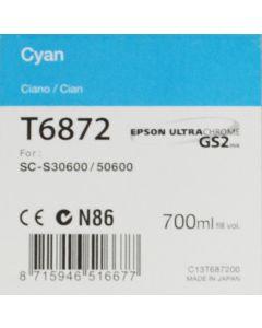 Encre Epson pour SureColor SC-S30600 / SC-S50600 -700ml : Cyan