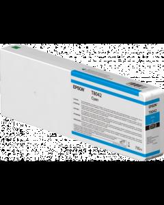 Epson T8042 (C13T804200) - Cartouche d'encre Cyan 700ml