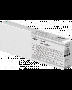 Epson T8049 (C13T804900) - Cartouche d'encre Gris Clair 700ml