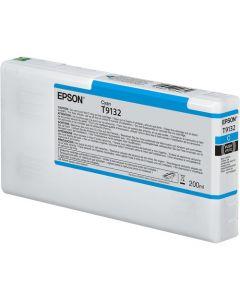 Encre Epson SC-P5000 : cartouche Cyan T913 - 200ml (C13T913200)