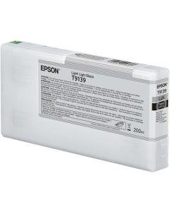 Encre Epson SC-P5000 : cartouche Gris Clair T913 - 200ml (C13T913900)