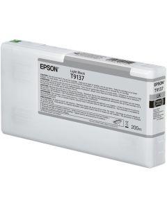 Encre Epson SC-P5000 : cartouche Gris T913 - 200ml (C13T913700)