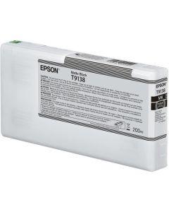 Encre Epson SC-P5000 : cartouche Noir Mat T913 - 200ml (C13T913800)