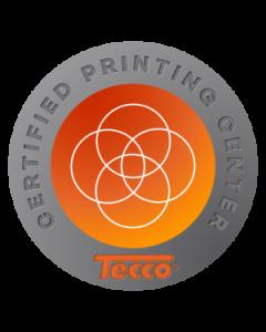 TECCO Certification Printing Center Kit