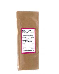 Cartouche d'Encre Mutoh UMS11-MA1000E - Magenta 1 litre