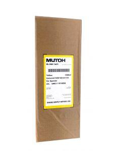 Cartouche d'Encre Mutoh UMS11-YE1000E - Jaune 1 litre