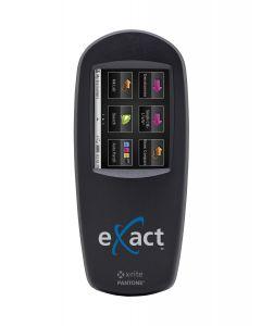 Spectrodensitomètre X-Rite eXact Advanced, ouverture 4mm, option bluetooth inclus