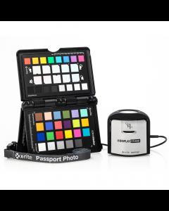i1 ColorChecker Photo Kit (i1 Display Studio + ColorChecker Passport Photo 2)