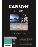 Papier Canson Infinity Aquarelle Rag 240g, A4 25 feuilles