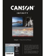 Papier Canson Infinity Edition Etching Rag 310g, A4 25 feuilles