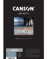 Papier Canson Infinity Edition Etching Rag 310g, A3+ 25 feuilles