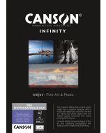 Papier Canson Infinity Rag Photographique Duo 220g, A4 25 feuilles