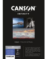 Papier Canson Infinity Rag Photographique 310g, A4 25 feuilles