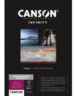 Papier Canson Infinity PhotoSatin Premium RC 270g, A4 250 feuilles