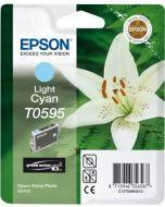 Encre Epson (Lys) pour Stylus Photo R2400 : cyan clair