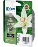 Encre Epson (Lys) pour Stylus Photo R2400 : gris