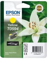 Encre Epson (Lys) pour Stylus Photo R2400 : jaune