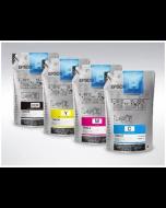 Encre Epson UltraChrome DS pour SC-F6300/9400 - 1 poche x1,1L : Noir HDK (C13T46D840-1)