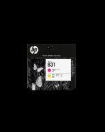 Tête d'impression HP831 Designjet Jaune/ Magenta