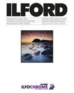 IlfoChrome kit plaque Alu-Blanc-Matt format 10,16cm x 10,16cm (5 plaques)