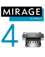 """Logiciel Mirage 4.4 Master Edition v21 (avec dongle) pour imprimantes Epson 24"""", 44"""", 64"""""""