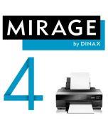 Logiciel Mirage 4.4 Studio Edition v21 (avec dongle) pour imprimantes Epson P600, P700