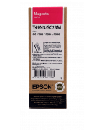 Encre Epson UltraChrome DS pour SC-F500  & SC-F100 : Magenta - 140ml