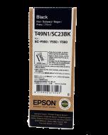 Encre Epson UltraChrome DS pour SC-F500  & SC-F100 : Noir - 140ml