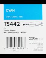 EPSON T5442 (C13T544200) : cyan, 220ml