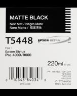 EPSON T5448 (C13T544800) : noir mat, 220ml