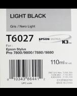 EPSON T6027 (C13T602700) - Gris 110ml