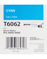 EPSON T6062 (C13T606200) - Cyan 220ml