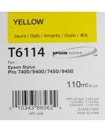 EPSON T6114 (C13T611400) - Pigment Jaune 110ml