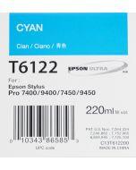 EPSON T6122 (C13T612200) - Pigment Cyan 220ml