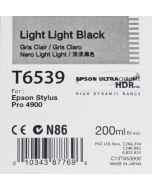 Epson T6539 (C13T653900) - Cartouche d'encre Gris Clair 200ml