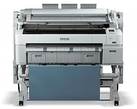 Epson SC-T5200 : Scanner optionnel