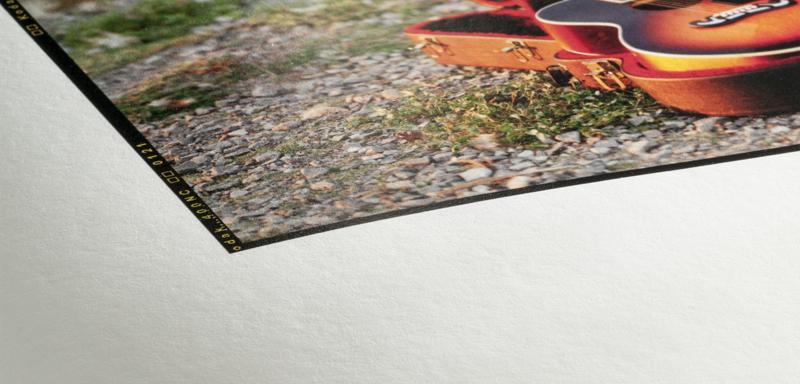 Texture du papier Hahnemuhle FineArt Pearl