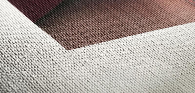 Texture du papier Hahnemuhle Cezanne Canvas