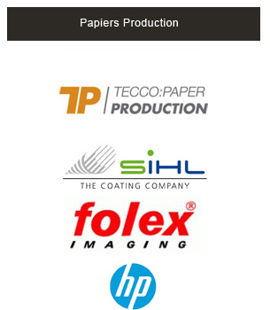 Papiers Produciton