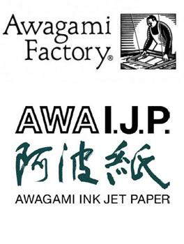 Papiers japonais Awagami Factory