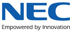 Nec Display Solution Logo