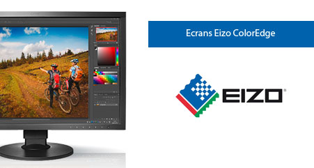 Ecrans Eizo ColorEdge