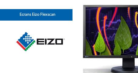 Ecrans Eizo Flexscan