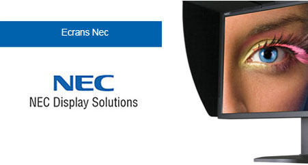 Ecrans NEC