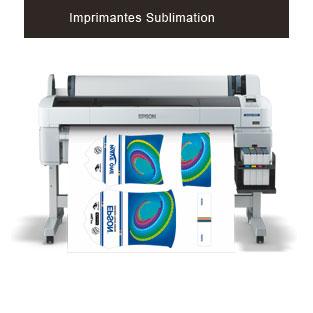 Imprimantes Sublimation